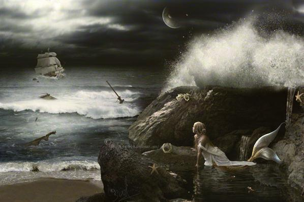 The Siren's Song – A Poem | Al...